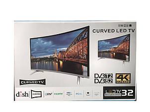 """Телевизор с изогнутым экраном TV 32""""  T2 S2 sale"""