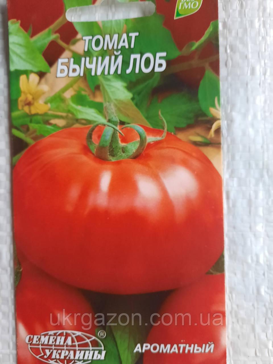 Томат ВОЛОВЕ ЧОЛО 0,1г (Семена Украины)