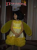 Детский карнавальный костюм Пчелка платье - прокат Киев, троещина