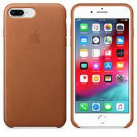 Кожаный чехол oneLounge Leather Case Saddle Brown для iPhone 7 Plus | 8 Plus OEM