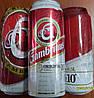 Пиво Gambrinus original 4.3 % 0.5 l ж\б