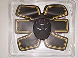 Массажер миосимулятор электронный бабочка EMS-1, фото 2