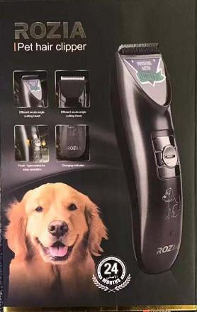 Машинка для стрижки собак ROZIA HQ2206 sale