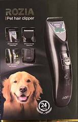 Машинка для стрижки собак ROZIA HQ2206