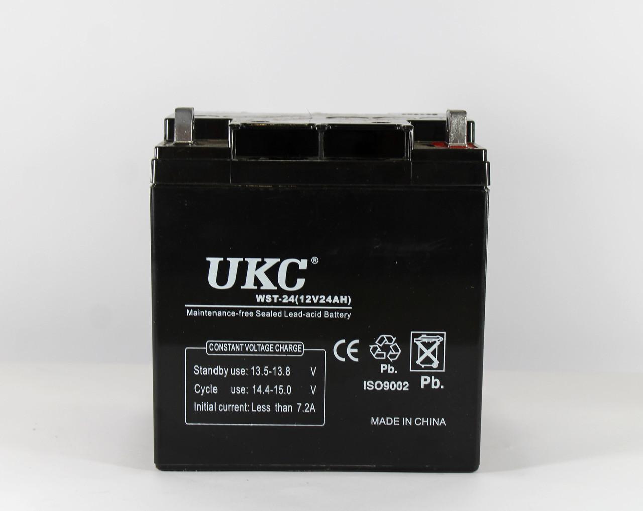 Аккумулятор BATTERY 12V 24A sale