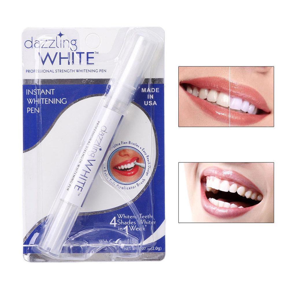 Отбеливающий карандаш для зубов Dazzling White