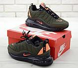 Мужские кроссовки Air Max 720 818 цвет хаки, фото 5