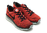 Кроссовки Nike Air Max Flyknit Red, фото 2