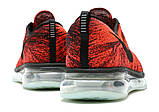 Кроссовки Nike Air Max Flyknit Red, фото 4