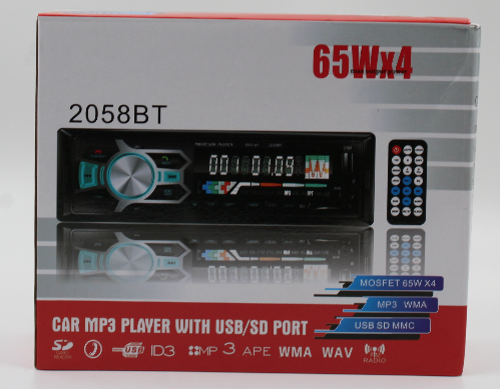 Автомагнитола MP3 2055 BT ISO+BT sale