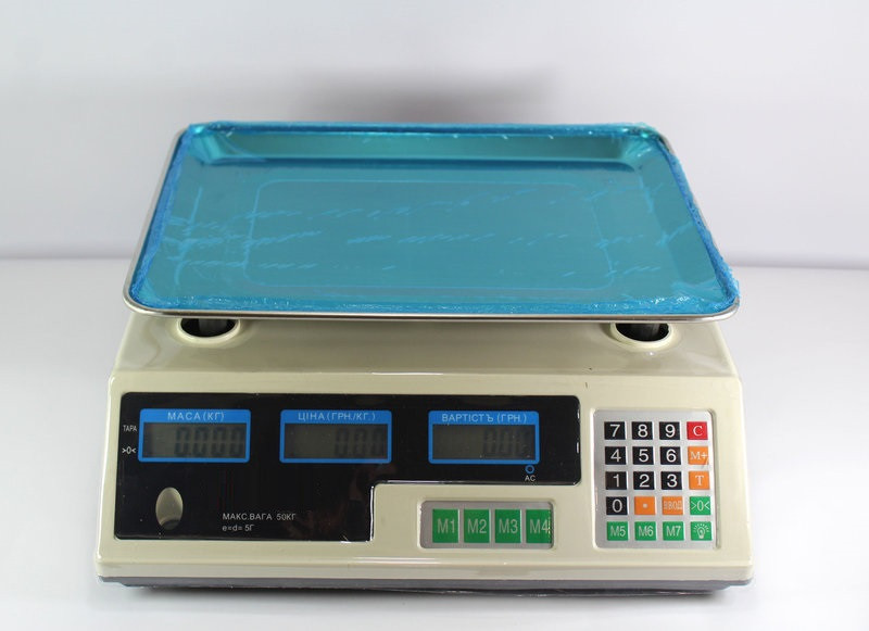 Весы ACS 50kg/5g MS 228/ 983 6V