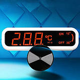 Термометр для акваріума HT-8 (0 °C - 99 °C ), фото 2