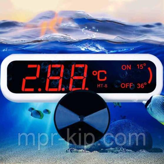 Термометр для акваріума HT-8 (0 °C - 99 °C )