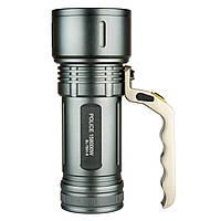 Яркий Фонарь-прожектор Police T801-9 с зумом