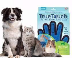 Рукавичка для чищення тварин PET GLOVE