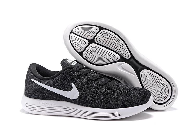 Кроссовки Nike Lunarepic Low Flyknit Black Anthracite