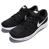 Кроссовки Nike Lunarepic Low Flyknit Black Anthracite, фото 2