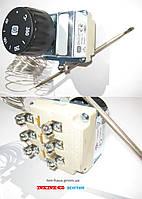 Терморегулятор трёх полюсный капиллярный MMG 300°C