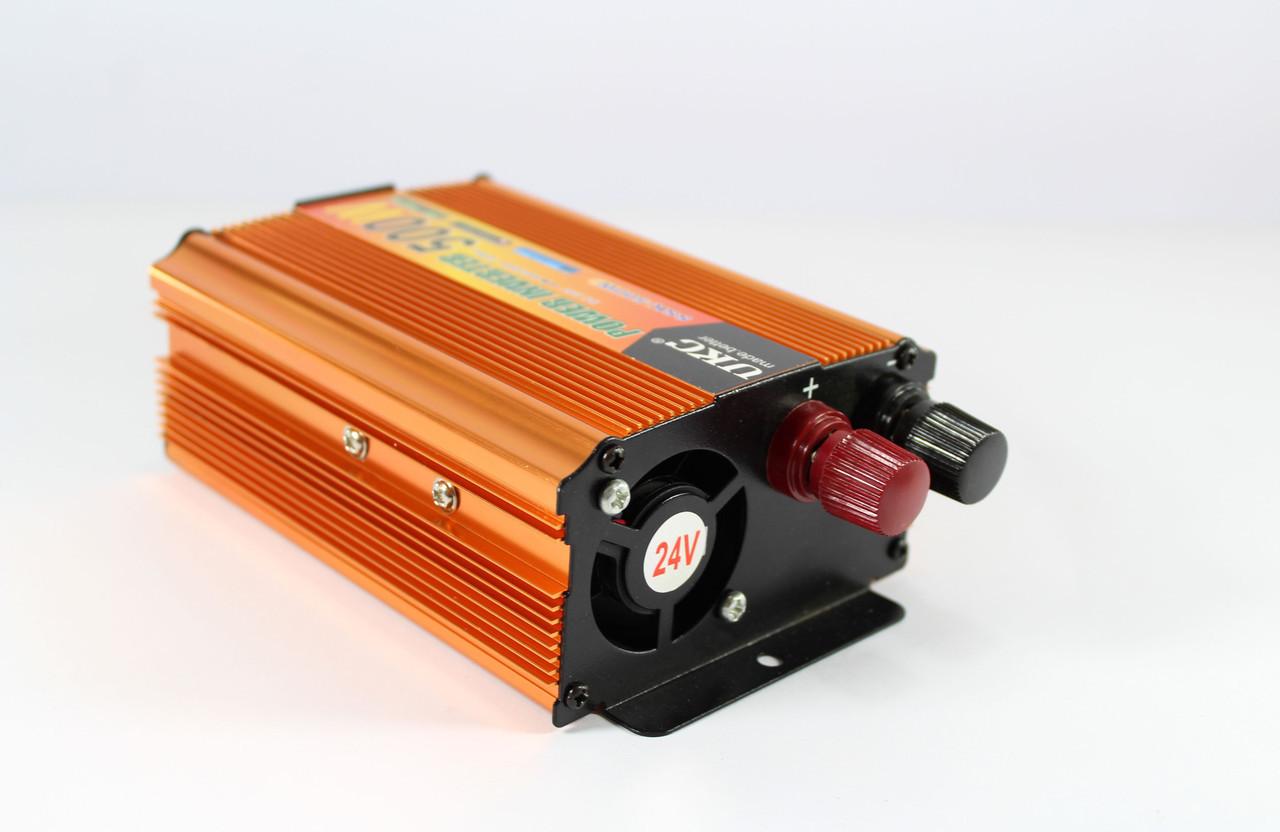 Преобразователь / автомобильный инвертор UKC AC/DC SSK 1000W 24V sale