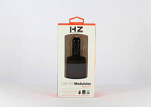 Автомобильный трансмиттер FM-модулятор   MOD. H1 + Bluetooth