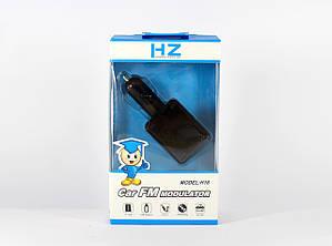 Автомобильный трансмиттер FM-модулятор  MOD. H16