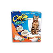 Набор для приучения к туалету Citi Kitti NJ-140