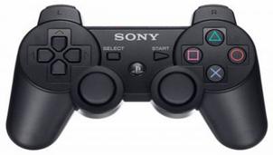 Беспроводной геймпад (джойстик) ps3 sony DualShock