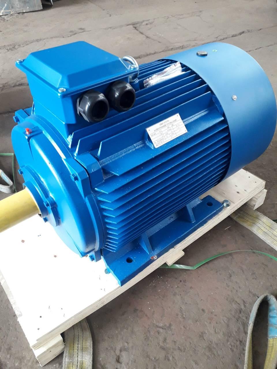 Электродвигатели АИР225М4 55 кВт 1500 об/мин 380/660 В3-лапа (1м1081)
