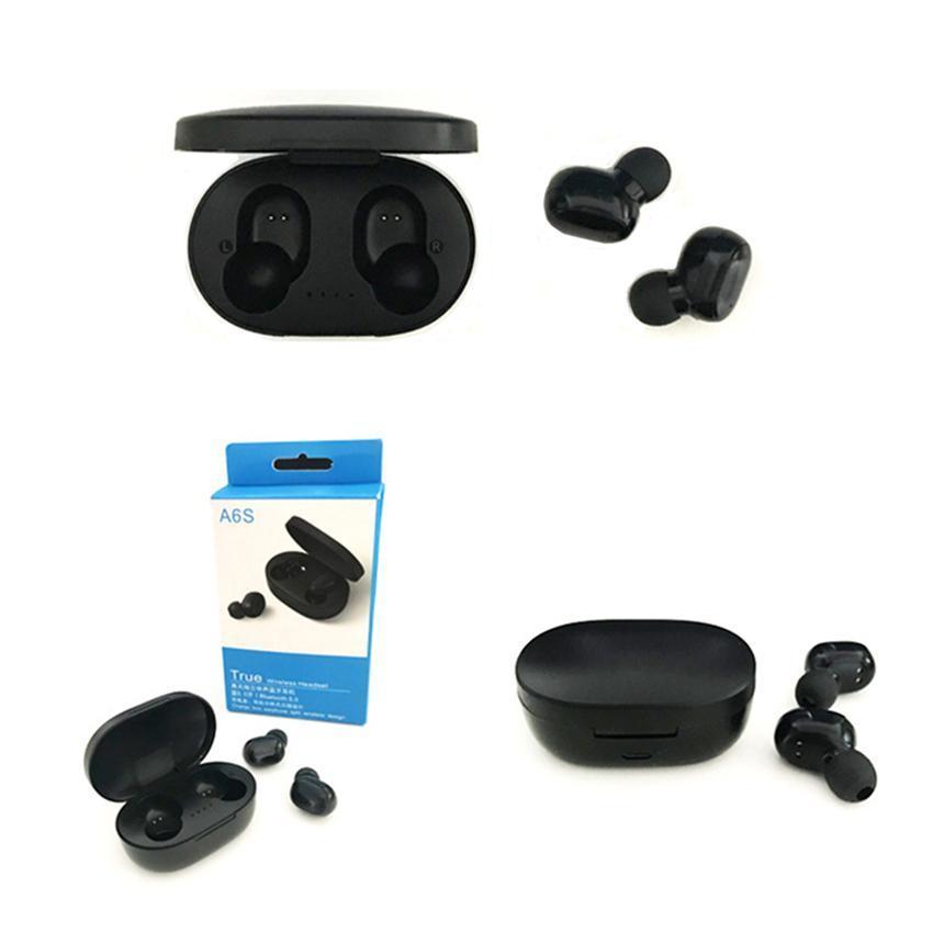 Наушники Bluetooth a6s (Без замены брака)