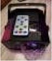 Лазерный проектор с шаром, фото 2