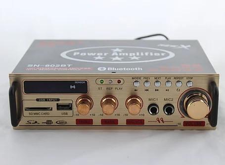 Усилитель AMP 802 BT sale