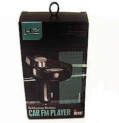 Автомобильный трансмиттер FM-модулятор   MOD. H28BT