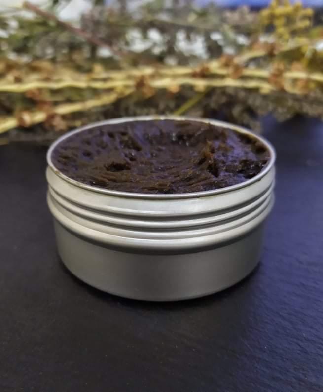 Натуральне мило бельди Шоколадне, ручна робота. Для особи і тіла, 125 г