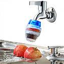 Насадка-фільтр для крану faucet water filter, фото 2