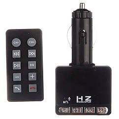 Автомобильный трансмиттер FM-модулятор  MOD. H19 + BT \ H49BT