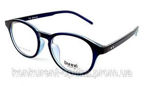 Имиджевые круглые очки женские Duvel 6030