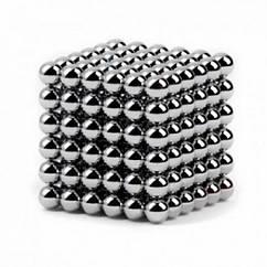 Нео куб Neo Cube серебро 5мм