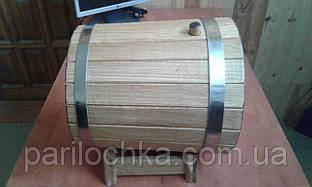 Дубовые бочки от производителя на 12- 15 л