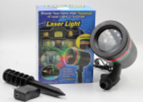 Диско LASER Shower  Light 908