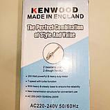 Ручной Миксер В Стиле Kenwood Hand Mixer KHM-919 Электромиксер, фото 6