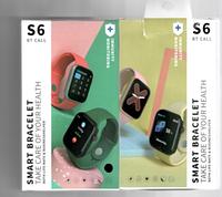 Смарт часы S6 (Без замены брака) top