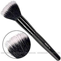 PARISA Кисть для макияжа № P02 (для пудры, жидких и рассыпчатых средств, коза и синтетика, большая)