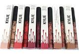 Набор Жидких Матовых Помад В Стиле Kylie Matte Liquid Lipstick Блеск для Губ 12 шт, фото 7