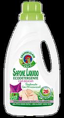 Гель для стирки Chante Сlair Vert sapone Ecodetergente 1L Органический
