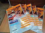 Комплект 5шт Вакуумные пакеты для хранения одежды 50*60, фото 2