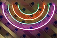 Неоновая Led вывеска разноцветная 40х20 см, фото 1
