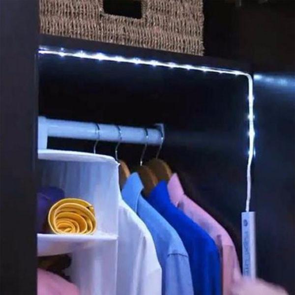 Светодиодная LED лента подсветка в шкаф Flexi Lites Stick новинка