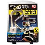 Светодиодная LED лента подсветка в шкаф Flexi Lites Stick новинка, фото 2