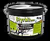 Бітумно-каучукова мастика на водній основі, клей для пінополістиролу STYRBIT 2000