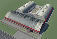 Ангар арочный - это не только овощехранилище, но и современный спорткомплекс!